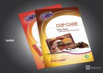طراحی و چاپ بروشور - کیک کادوس