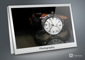 عکس تبلیغاتی ساعت